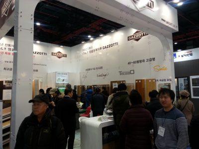 Gazzotti Korea alla MBC Construction Expo