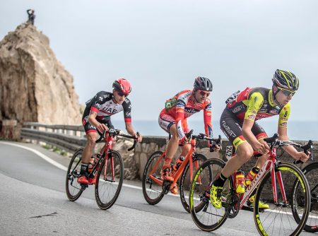 Gazzotti al Giro d'Italia